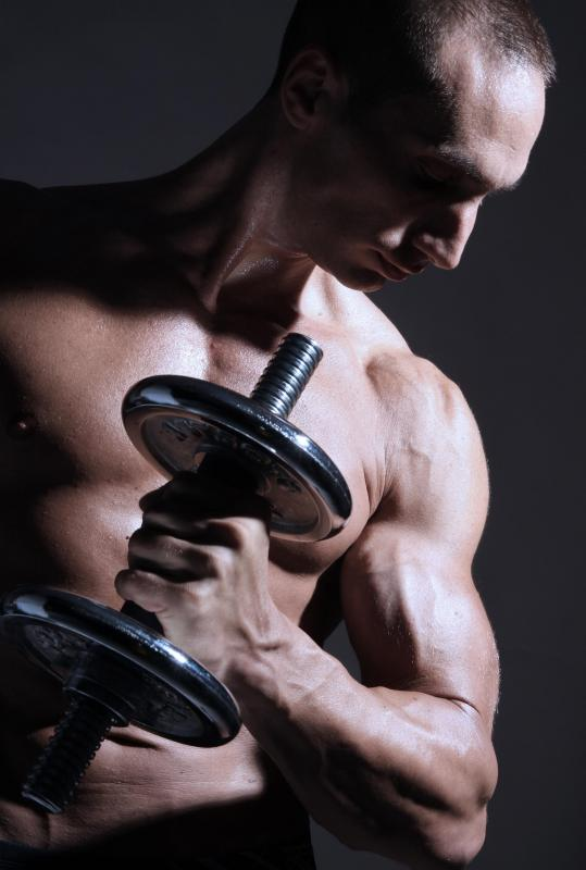 Lifting weights may help people avoid weight gain.