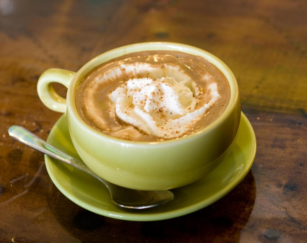 Cutting back on drinking fattening coffee drinks can help people avoid weight gain.