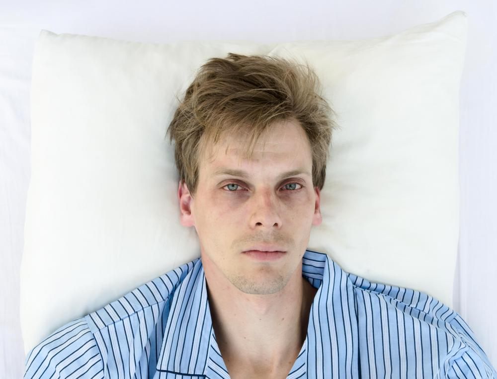 Insomnia is a common side effect for those who have just started taking triphala.