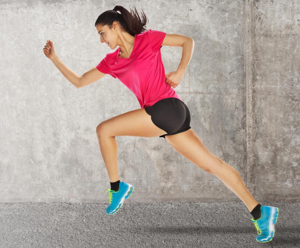 Lateral sprints are a common type of agility exercise.