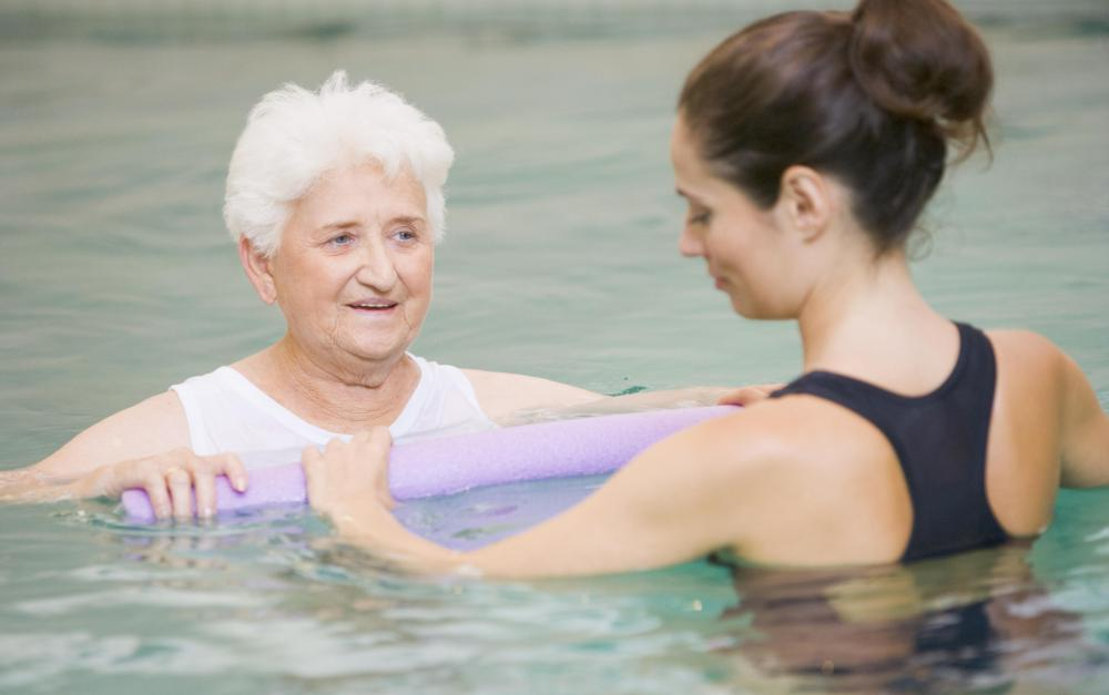 Exercising in the water puts little stress on the joints and bones, and may be recommended for those with neuropathy.