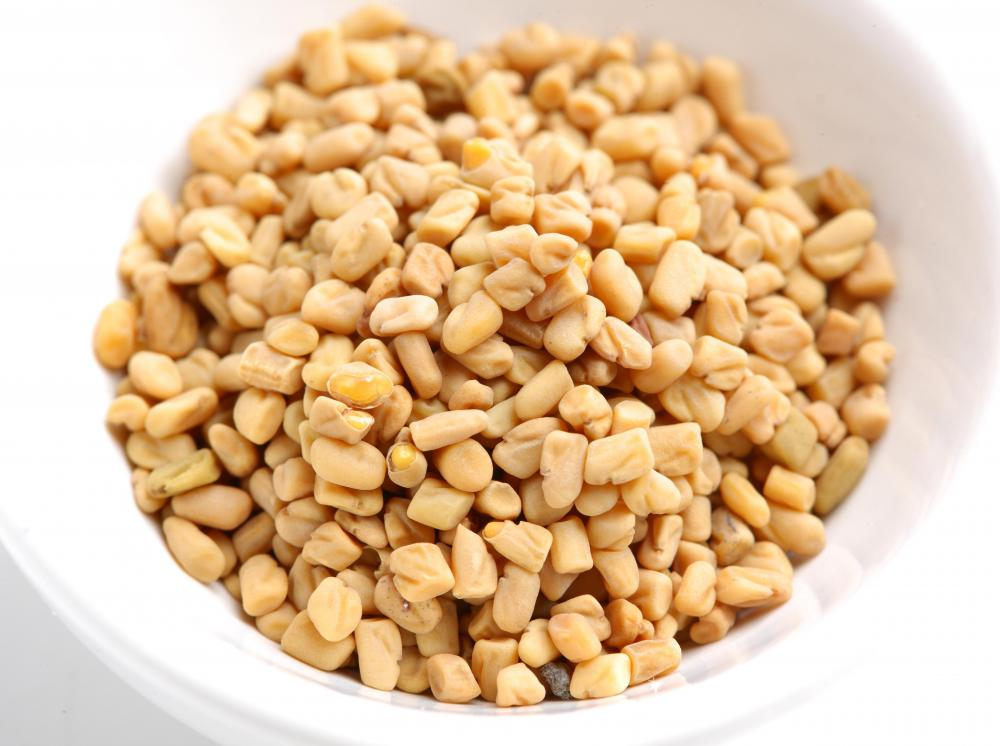Fenugreek is a spice used in cooking and a dietary supplement.