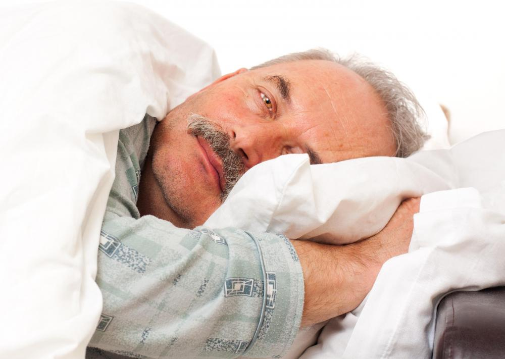 Spikenard oil may be beneficial when treating insomnia.