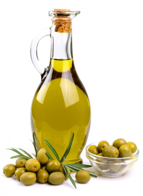 When you consume fat, opt for a monounsaturated one like heart-friendly olive oil.