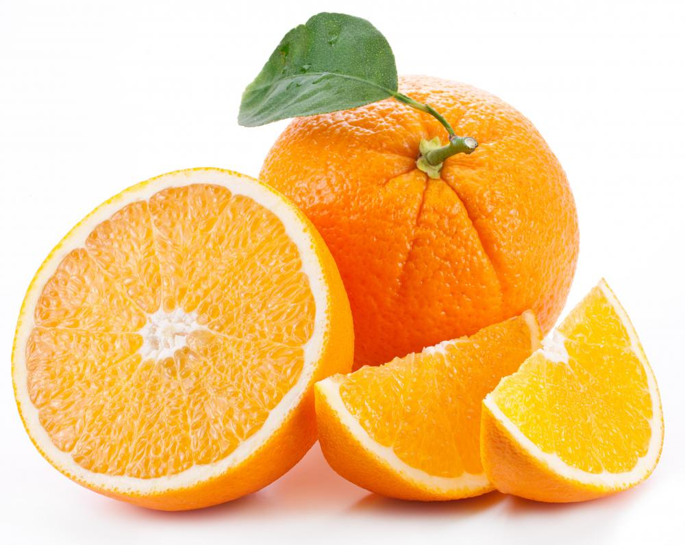 Eating oranges, which are a good source of vitamin C, will help prevent a deficiency of the nutrient.
