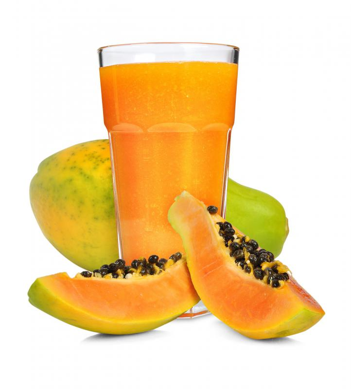 Papaya is sometimes recommended for those with cirrhosis.