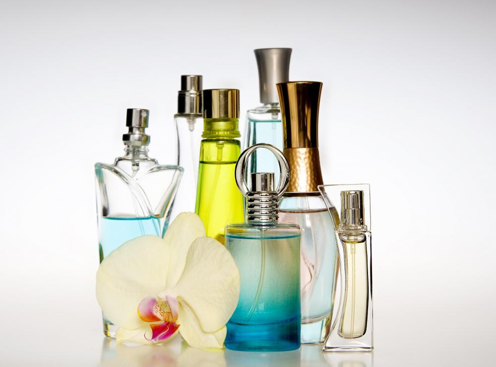 Coumarin is a popular ingredient in perfumes.