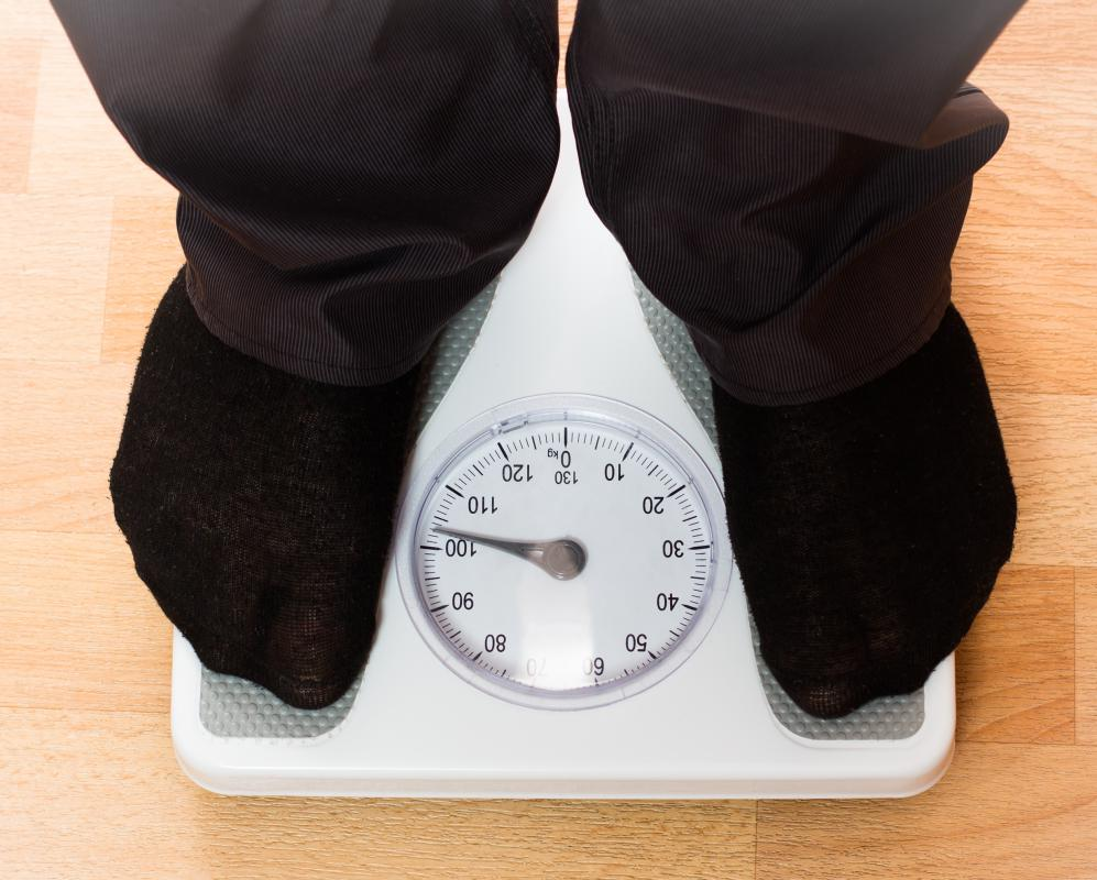 Weight gain is a common symptom of an abundance of estrogen.