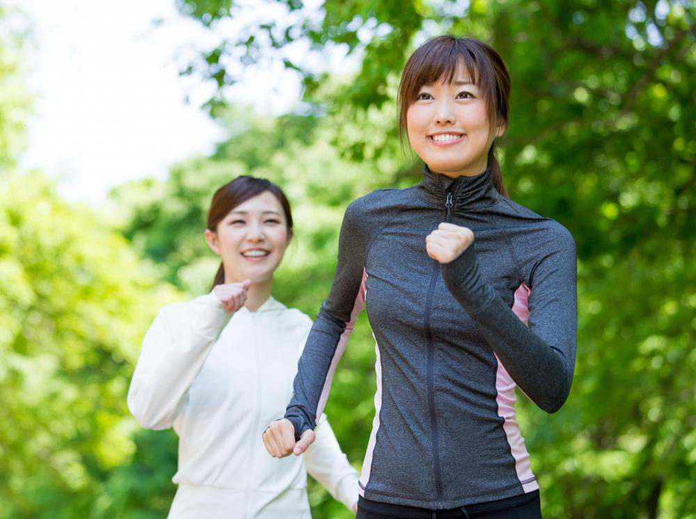 Depending on the runner's metabolism, a one-hour jogging workout may burn up to 1,000 calories.